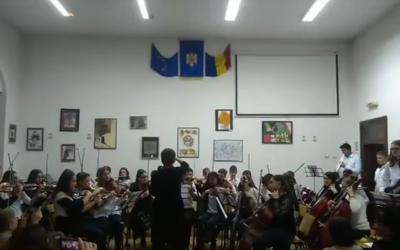 Orchestra Liceului de Arta Oradea