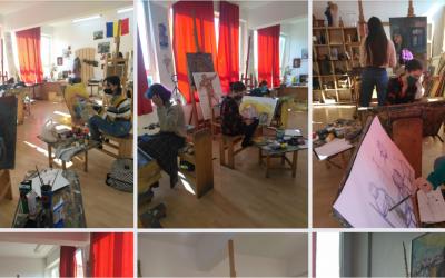Ateliere – Liceul de Arte
