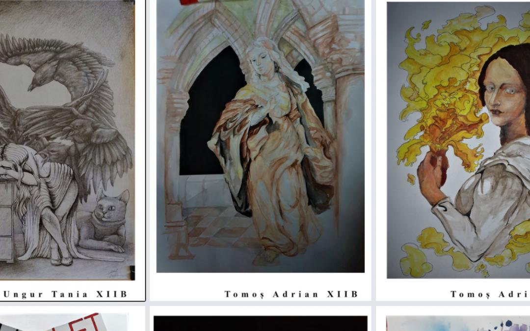 Grafică și Istoria Artei